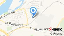 СаянСкан на карте