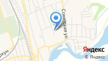 Абаканская автошкола УПК на карте