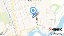 Подсинская средняя общеобразовательная школа на карте