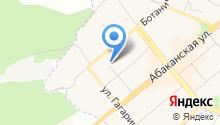 Минусинское ипотечное агентство на карте