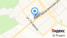 Маникюрный кабинет Виктории Леканцевой на карте