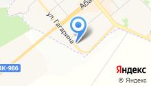 ПОТОЛКОФ на карте