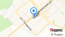 Почтовое отделение №10 на карте
