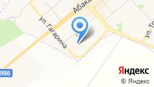 Центр гигиены и эпидемиологии в Красноярском крае на карте