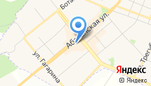 КБ Восточный, ПАО на карте