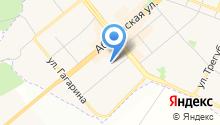 Детский сад №25, Сибирячок на карте