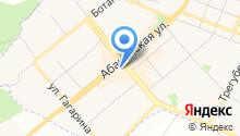 Хакасское Кредитное Агентство на карте