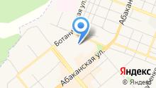 Мед Лайн на карте