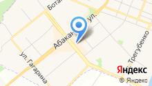Платежный терминал, Хакасский муниципальный банк на карте