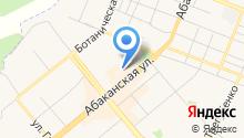 Дез-Сервис на карте