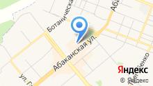 Нотариус Кузьмина Н.А. на карте