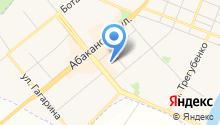 Радуга, ТСЖ на карте