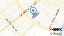 АвтоФантастика на карте