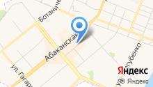 Пункт полиции на карте