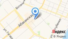 Единый агент на карте