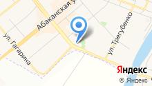Тимир, ТСЖ на карте