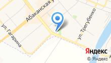Главное бюро медико-социальной экспертизы, ФКУ на карте