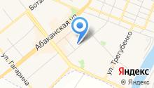 Сибирь-Транзит на карте
