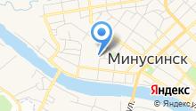 Магазин посуды и хозтоваров на Красноармейской на карте