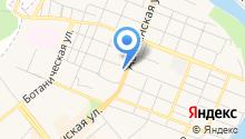 Владимирский на карте