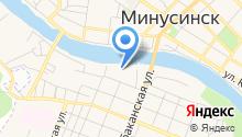 Монтажпром на карте