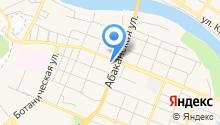 КБ Кедр на карте