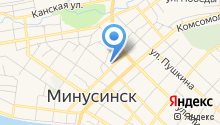 Нотариусы Мартюшева Н.Г. и Сидорова Н.М. на карте