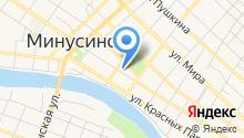 Центральная детская библиотека им. А. Гайдара на карте