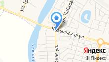 Магазин сантехники и электродов на карте