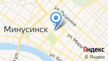 СИБХОЗТОРГ - Хозяйственные товары оптом и в розницу на карте