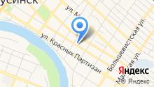 Старгород на карте