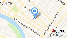 Красноярская Региональная Энергетическая Компания на карте