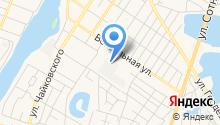 КДВ Минусинск на карте