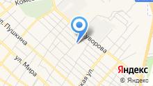 Магазин крепежа и инструментов на Невской на карте