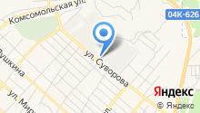 Красноярскмелиоводхоз на карте