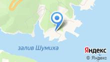 Морячок на карте