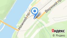 Строительная компания ООО «Дивнострой» на карте