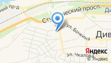 ГЭС-инжиниринг на карте