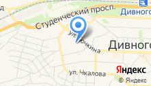 Банкомат, АИКБ Енисейский Объединенный Банк на карте