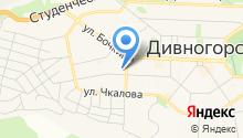 Вадим на карте