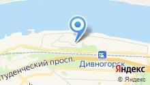 Отдел судебных приставов по г. Дивногорску на карте