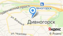 Свято-Знаменский приход Бориса Полевого на карте