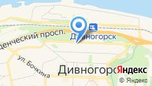 Контакт-медиа на карте
