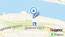 Городская библиотека им. В.Г. Распутина на карте