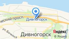 Отдел культуры Администрации г. Дивногорска на карте