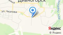 Николос на карте