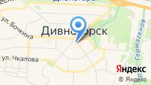 Мир живых напитков Зеленогорский на карте
