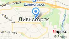 Похоронный сервис на карте