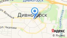 Автокасса на карте