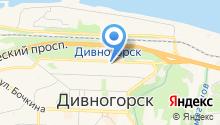 Городской расчетно-кассовый центр на карте